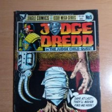 Cómics: JUDGE DREDD. EAGLE COMICS. Nº 5. 1984. Lote 193372318