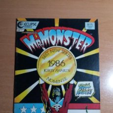 Cómics: MR MONSTER ECLIPSE COMICS Nº 7. 1986. Lote 193372550