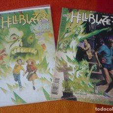 Cómics: HELLBLAZER NºS 116 Y 117 WIDDERSHINS ( PAUL JENKINS PHILLIPS ) ( EN INGLES ) ¡BUEN ESTADO! USA 1997. Lote 194950956