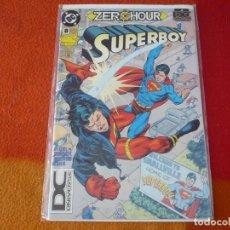 Cómics: SUPERBOY Nº 8 ZERO HOUR ( KESEL GRUMMETT ) ( EN INGLES ) ¡MUY BUEN ESTADO! DC USA 1994. Lote 194951888