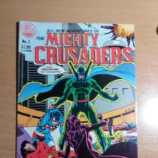 Cómics: THE MIGHTY CRUSADERS. RED CIRCLE Nº 3. 1983. Lote 193369283