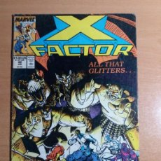 Cómics: X FACTOR Nº 42. 1989 MARVEL. Lote 193369507
