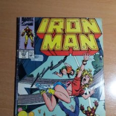Cómics: IRON MAN Nº 253 1990 MARVEL. Lote 193370691