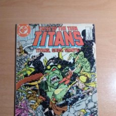 Cómics: TALES OF THE TEEN TITANS. DC COMICS Nº 67. 1986. Lote 193371558