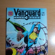 Cómics: VANGUARD ILLUSTRATED Nº 4. PC. Lote 193372450