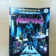 Cómics: NIGHTWING (2016) #10. Lote 194961530
