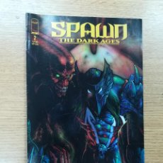 Cómics: SPAWN THE DARK AGES (1999) #2. Lote 194961538