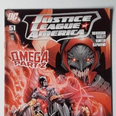 Cómics: JUSTICE LEAGUE OF AMERICA 2011, N 51. Lote 194963968