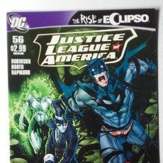 Cómics: JUSTICE LEAGUE OF AMERICA 2011, N 56. BRETT BOOTH. Lote 194964371