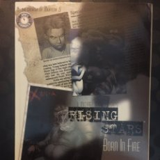 Cómics: RISING STARS : BORN IN FIRE . TOP COW PRODUCTIONS INC. ( 1995 ).. Lote 194967613