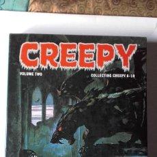 Cómics: CREEPY ARCHIVES VOLUME 2. DARK HORSE, TAPA DURA. Lote 195009341
