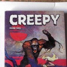 Cómics: CREEPY ARCHIVES VOLUME 3. DARK HORSE, TAPA DURA. Lote 195009412