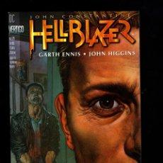 Cómics: JOHN CONSTANTINE HELLBLAZER 129 - DC 1998 VFN/NM / GARTH ENNIS & JOHN HIGGINS. Lote 195023422