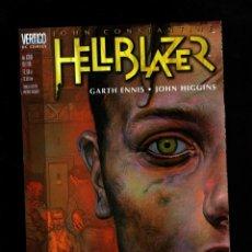 Cómics: JOHN CONSTANTINE HELLBLAZER 130 - DC 1998 VFN/NM / GARTH ENNIS & JOHN HIGGINS. Lote 195023543