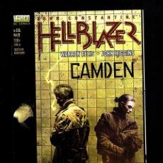 Cómics: JOHN CONSTANTINE HELLBLAZER 135 - DC 1999 VFN/NM / WARREN ELLIS & JOHN HIGGINS. Lote 195024007