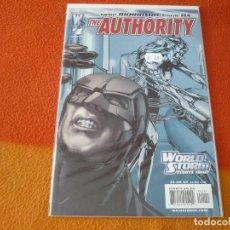 Cómics: THE AUTHORITY Nº 1 ( GRANT MORRISON HA ) (EN INGLES) ¡MUY BUEN ESTADO! WILSTORM USA 2006 WORLD STORM. Lote 195064165