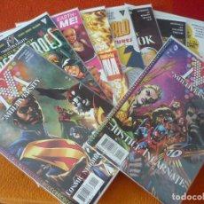 Cómics: THE MULTIVERSITY 1 AL 9 ¡COMPLETA! ( GRANT MORRISON ) ( EN INGLES ) ¡MUY BUEN ESTADO! DC USA 2014. Lote 195064432
