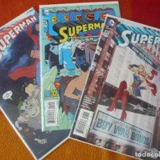 Cómics: SUPERMAN NºS 41, 42 Y 43 ( YANG ROMITA ) ( EN INGLES ) ¡MUY BUEN ESTADO! DC USA 2015. Lote 195065230