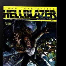 Cómics: JOHN CONSTANTINE HELLBLAZER 267 - DC VERTIGO 2010 VFN/NM / PETER MILLIGAN & GIUSEPPE CAMUNCOLI. Lote 195083640