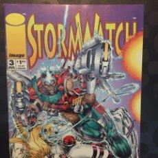 Cómics: STORMWATCH VOL.1 N.3 . IMAGE COMICS . ( 1993/1997 ).. Lote 195135778