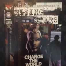 Cómics: RISING STARS N.17 CHANGE THE WORLD . TOP COW . JOE'S COMICS . IMAGE . ( 1999/2005 ).. Lote 195136845