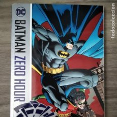 Cómics: DC. BATMAN ZERO HOUR TPB. Lote 195173268