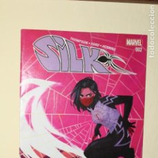 Cómics: SILK 2 (2015) - MARVEL (ESTADOS UNIDOS)DES CATALOGADO INCLES. Lote 195184377