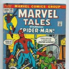 Cómics: MARVEL TALES Nº 40 (DIC 72). ORIGINAL MARVEL. REEDICION AMAZING SPIDERMAN 55 . Lote 195195645