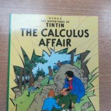 Cómics: THE ADVENTURES OF TINTIN THE CALCULUS AFFAIR (EDICIONES DEL PRADO). Lote 195231631