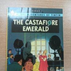 Cómics: THE ADVENTURES OF TINTIN THE CASTAFIORE EMERALD (MAGNET). Lote 195231655