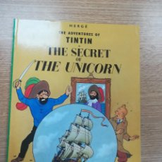 Cómics: THE ADVENTURES OF TINTIN THE SECRET OF THE UNICORN (MAGNET). Lote 195231670