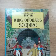 Cómics: THE ADVENTURES OF TINTIN KING OTTOKAR'S SCEPTRE (MAGNET). Lote 195231675