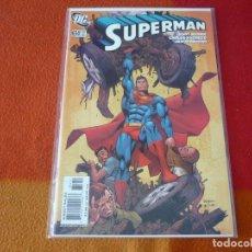 Cómics: SUPERMAN Nº 654 ( BUSIEK PACHECO ) ( EN INGLES ) ¡MUY BUEN ESTADO! DC USA 2006. Lote 195392447