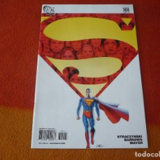 Cómics: SUPERMAN Nº 701 ( STRACZYNSKI ) ( EN INGLES ) ¡MUY BUEN ESTADO! DC USA 2010. Lote 195392473
