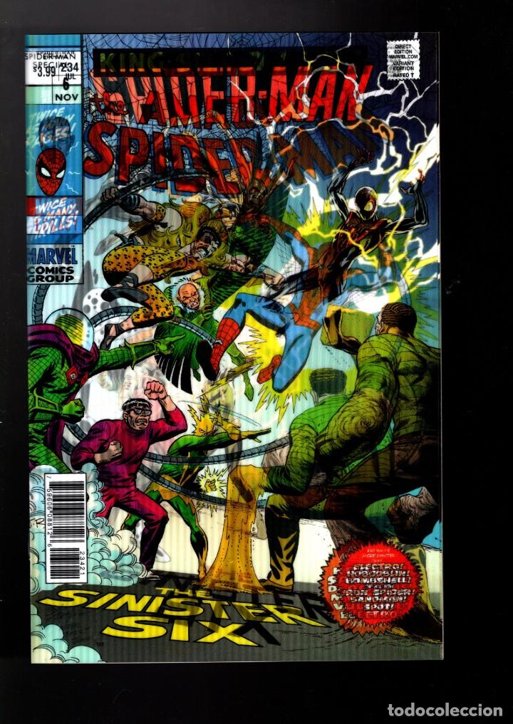 Amazing Spider Man Annual 6 Spider Man 234 Sold At Auction 195602210