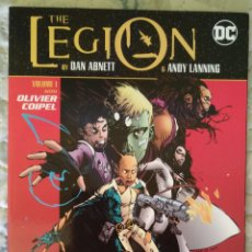 Cómics: THE LEGION TPB 1 BY DAN ABNETT AND ANDY LANNING - OLIVER COIPEL. Lote 195820760