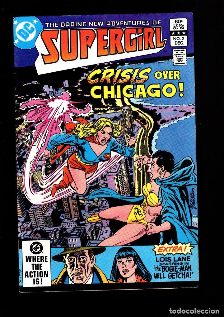 SUPERGIRL 2 - DC 1982 FN/VFN / LOIS LANE (Tebeos y Comics - Comics Lengua Extranjera - Comics USA)