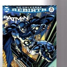 Cómics: BATMAN 28 - DC REBIRTH 2017 VFN/NM VARIANT COVER / TOM KING / WAR OF JOKES AND RIDDLES. Lote 196265580