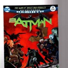 Cómics: BATMAN 29 - DC REBIRTH 2017 VFN/NM / TOM KING / WAR OF JOKES AND RIDDLES. Lote 196265723