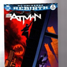 Cómics: BATMAN 31 - DC REBIRTH 2017 VFN/NM TIM SALE VARIANT COVER / TOM KING / WAR OF JOKES AND RIDDLES. Lote 196266575