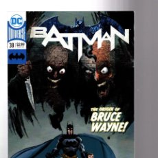 Cómics: BATMAN 38 - DC 2018 VFN/NM / TOM KING / THE ORIGIN OF BRUCE WAYNE. Lote 196267803