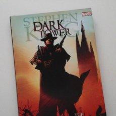 Cómics: DARK TOWER: THE GUNSLINGER BORN. TOMO CON EL CÓMIC BASADO EN LA OBRA DE STEPHEN KING. Lote 196668331