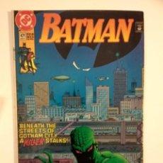 Cómics: BATMAN Nº 471 - ALAN GRANT, NORM BREYFOGLE - EN INGLÉS. Lote 196811260