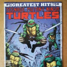 Cómics: TEENAGE MUTANT NINJA TURTLES GREATEST HITS, POR EASTMAN, WALTZ Y DUNCAN (IDW). CON GUÍA DE LECTURA.. Lote 196917840