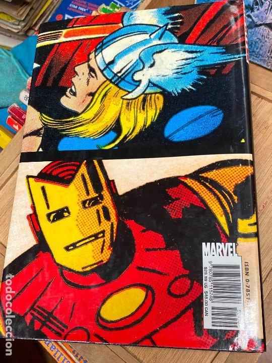 Cómics: Jack Kirby Marvel Visionaries - Como nuevo - Foto 4 - 196937897