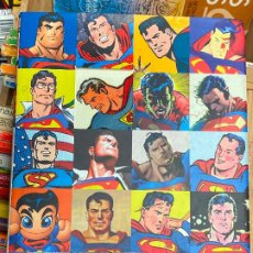 Cómics: SUPERMAN COVER TO COVER. Lote 196938873