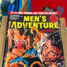 Cómics: MENS ADVENTURE MAGAZINES PERFECTO ESTADO. Lote 196941413