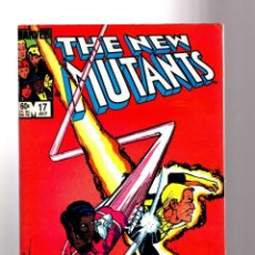 Fumetti: NEW MUTANTS 17 - MARVEL 1984 VG+ / CHRIS CLAREMONT & SAL BUSCEMA. Lote 196959651