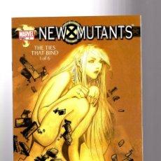 Comics : NEW MUTANTS 7 - MARVEL 2004 VFN/NM. Lote 197091208