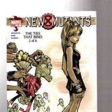 Comics : NEW MUTANTS 8 - MARVEL 2004 VFN/NM. Lote 197091360
